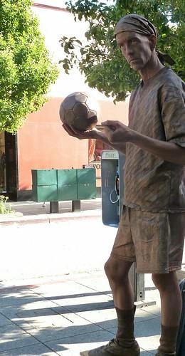 Bronze Statue by dyannaanfang