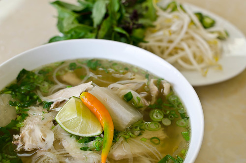 Chicken Pho Noodles