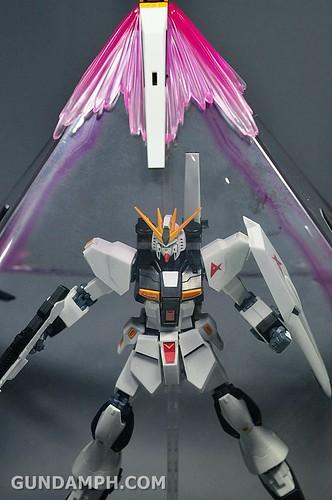 Robot Damashii Nu Gundam & Full Extension Set Review (89)