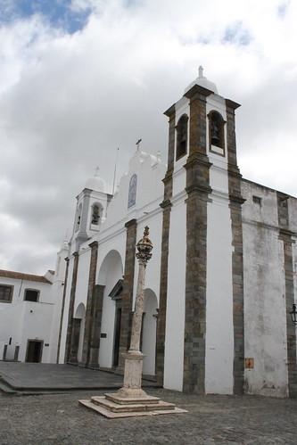 Iglesia de Monsaraz