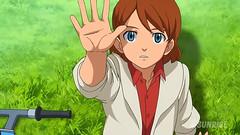 Gundam AGE 3 Episode 29 Grandpa's Gundam Youtube Gundam PH 0084