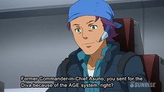 Gundam AGE 3 Episode 30 The Town Becomes A Battlefield Youtube Gundam PH 0054