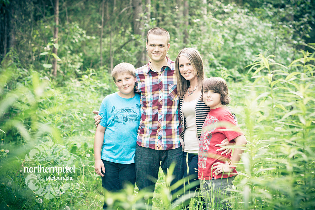 Family Photography Ginters Meadow Prince George