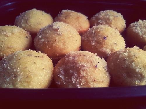 Lavender Lemon Muffins