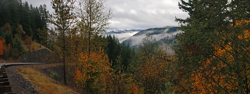 Cascades Heading into winter by BruceTheEconomist