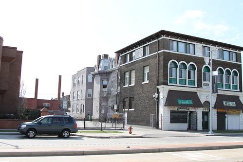 Devereaux? Mansion - 3226 Euclid Ave.
