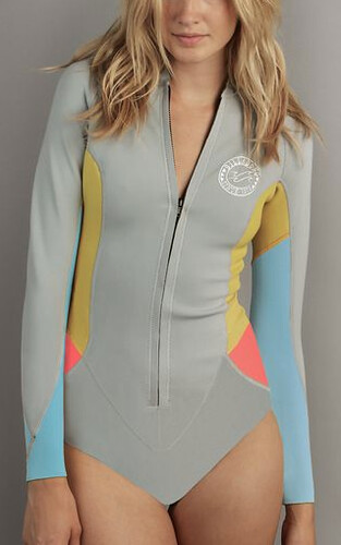 Billabong Surf Capsule Cheeky Spring Suit