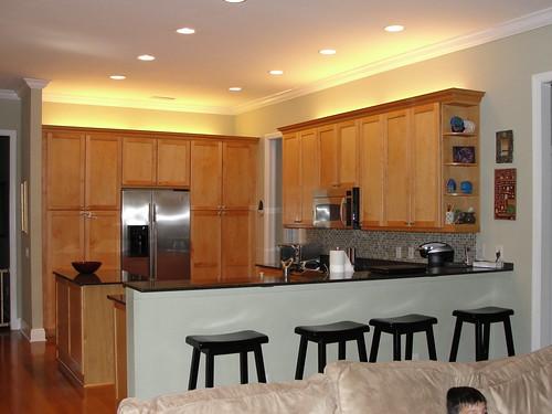 Kitchen Design 9 Foot Ceilings