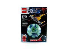 9674 Naboo Starfighter & Naboo - Box Front