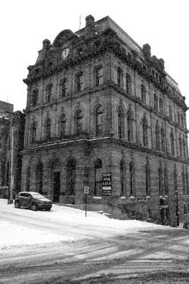 Saint John : Prince William Street