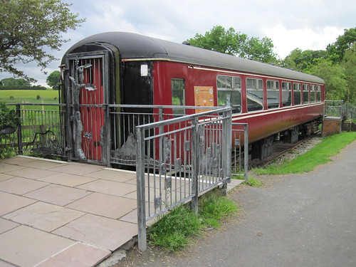 Railway Carriage, Guisborough Forest and Walkway