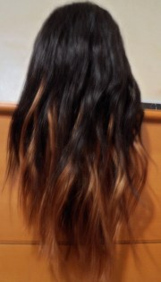 diy ombre hair color extensions
