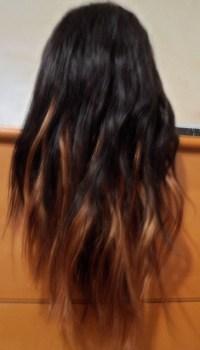 DIY Ombre Hair Color Extensions Dip Dye Tutorial - Part 2 ...