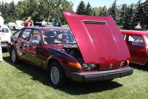 1982 Rover 3500 SE