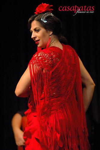 Raquela Ortega en Casa Patas. Foto: Martín Guerrero