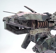 ThreeA Toys MG 1-48 METAL GEAR REX (12)