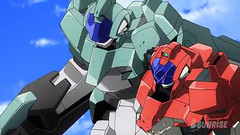 Gundam AGE 3 Episode 30 The Town Becomes A Battlefield Youtube Gundam PH 0024
