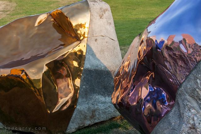 Boulders, Walker Art Center