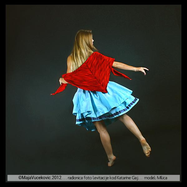 foto radionica levitacije