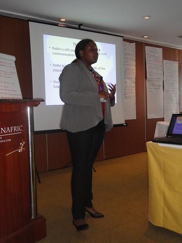 Nyasha  Musandu, CommsConsult