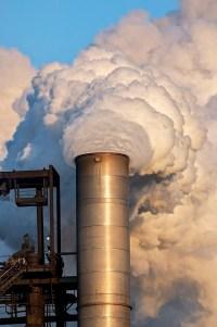 number seven blast furnace smokestack | Flickr - Photo ...