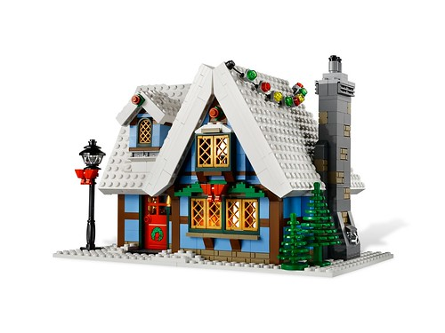 10229 Winter Village Cottage