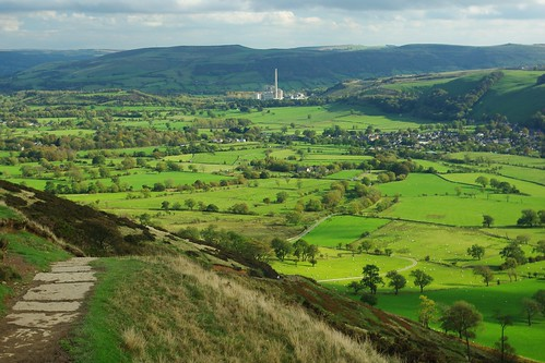 20111016-24_Castleton + Hope Cement Works from Hollins Cross by gary.hadden