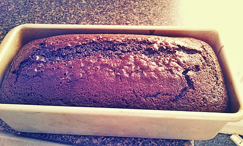 Chocolate Basil Loaf