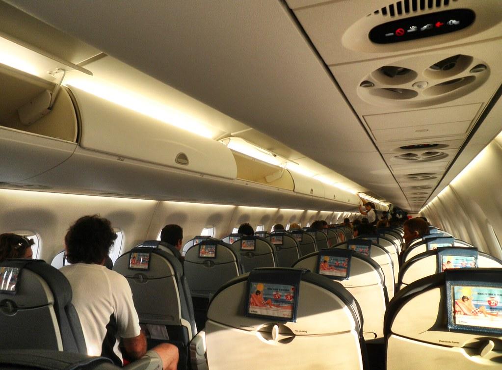 Air Europa Embraer Erj 195 200lr 195lr Ec Lin Cn 190004