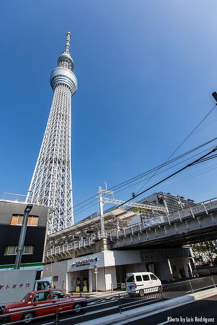 Tokyo Skytree y alrededores-1