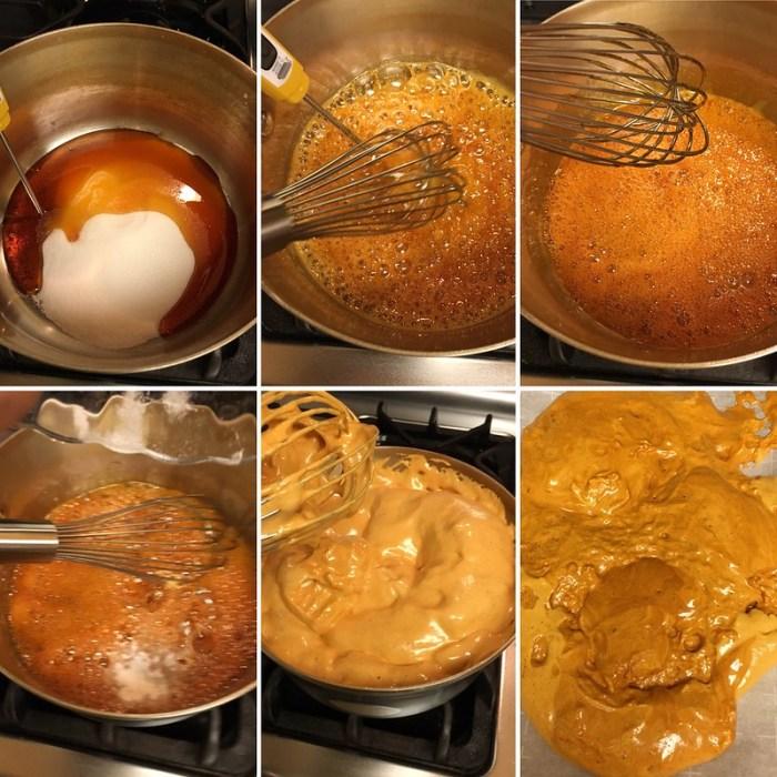 Honeycomb Toffee, New Zealand Food, New Zealand Cuisine, Food of the World, Hokey Pokey Ice Cream,