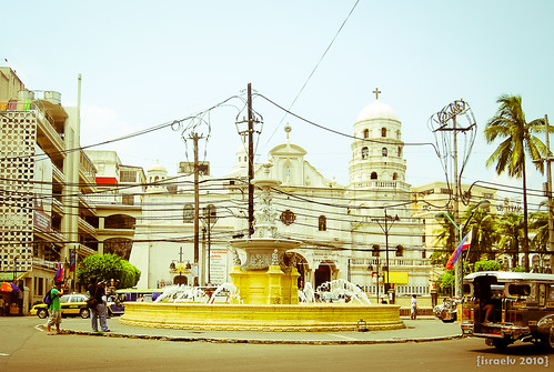 Carriedo Fountain by {israelv}