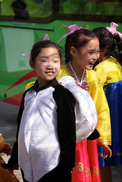 Pyongyang 100th Year Kim Il Sung Birthday Celebrations