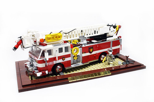 Fire Truck by Orion Pax