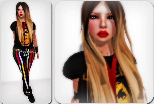 sis - avsage skin - lp outfit
