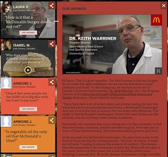 McDonald's - Our Food. Your Questions. campaign - Q3