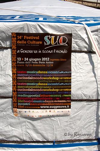 Suq a Genova 2012
