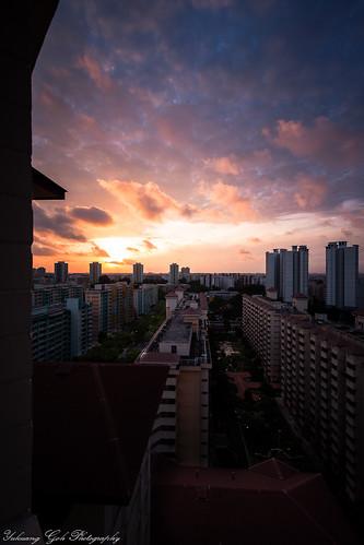 Sunrise In My Neighbourhood by SkyStrike