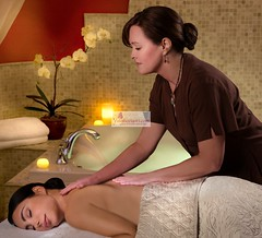 aromatherapy massage Spa in Chennai