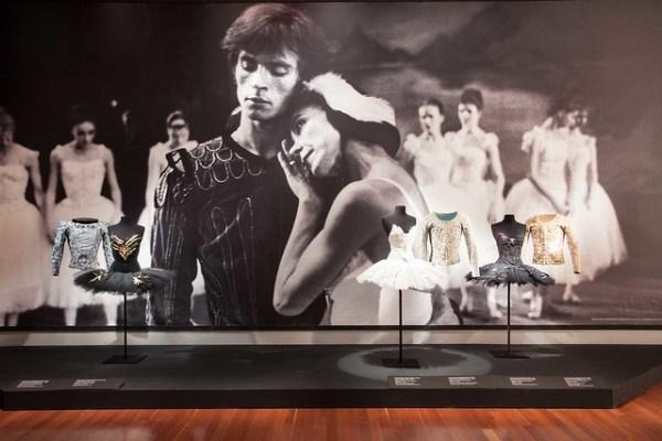 Rudolf Nureyev: A Life in Dance opening gala reception