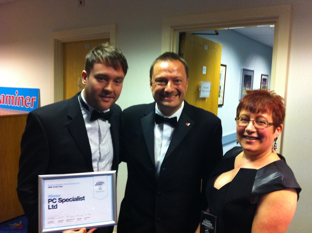 Huddersfield Business Awards - PC Specialist