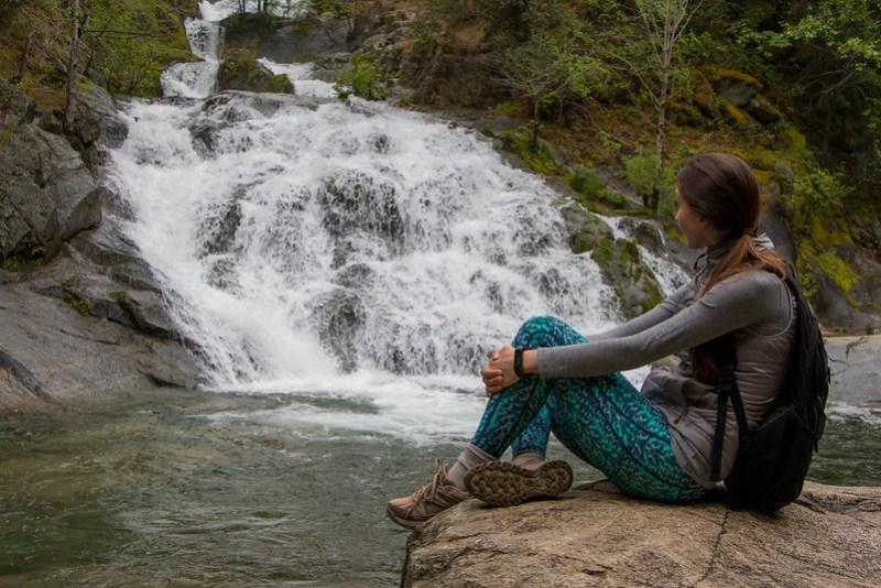 05.07. Crystal Creek Falls
