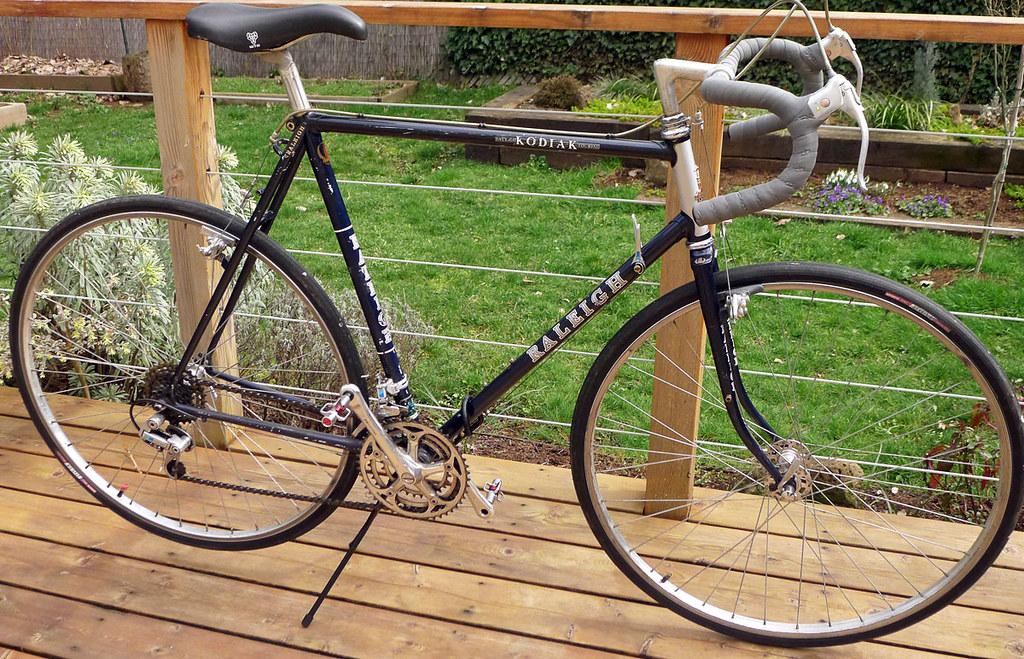 1985 Raleigh Kodiak