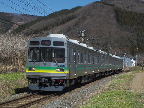 7505F @樋口〜野上