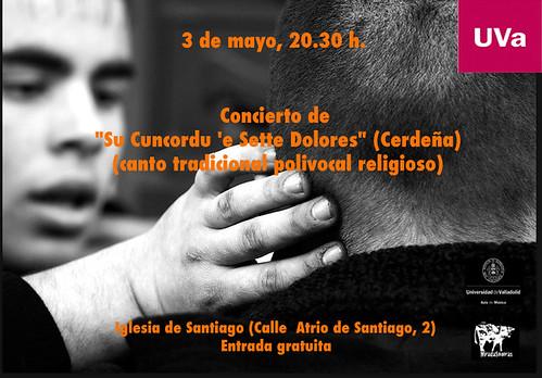 "Concierto ""Su Cuncordu ´e Sette Dolores"" (Cerdeña)"