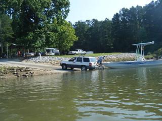 Cannon Creek Boat Launch