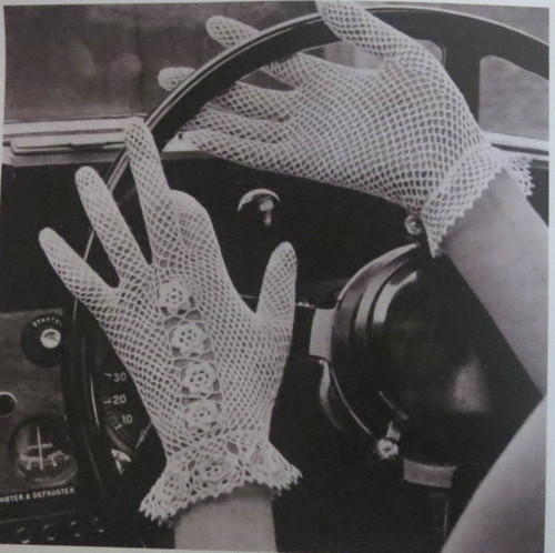 book photo irish gloves