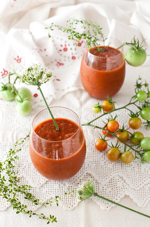 Gazpacho Soup 2