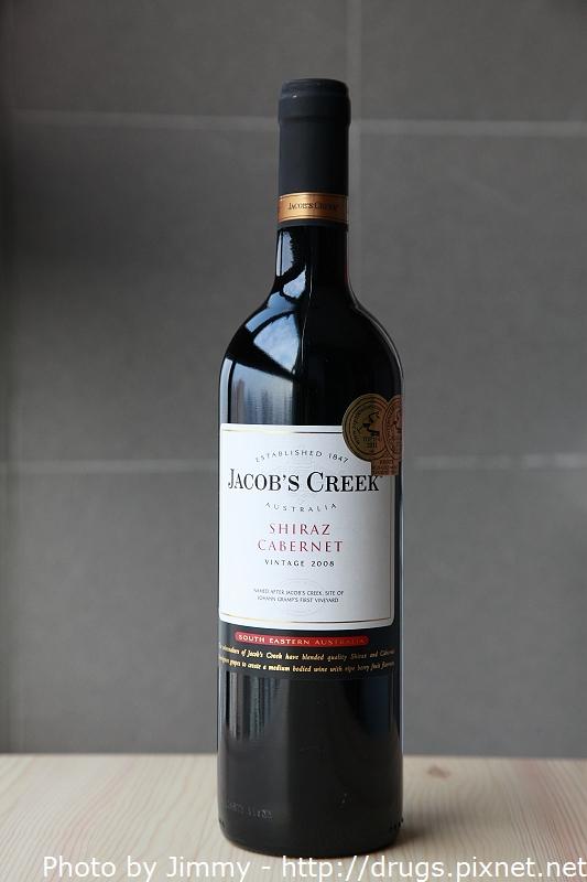 【生活饗樂】澳洲酒莊傑卡斯紅酒JACOB'S CREEK - 謝孟媛