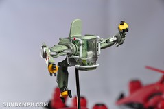 Formania Sazabi Bust Display Figure Unboxing Review Photos (112)